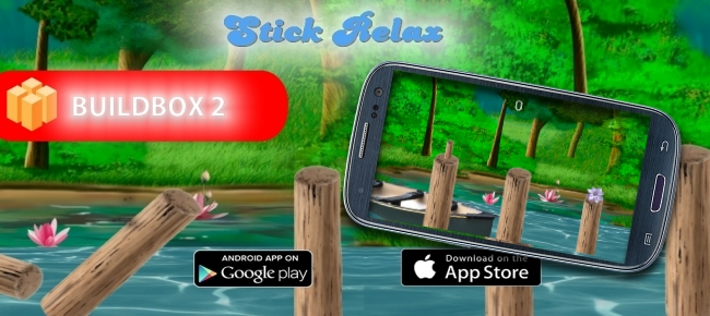 Stick Relax - Buildbox 2 Game Template