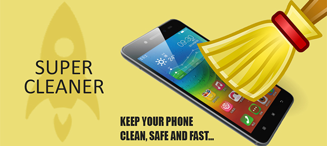 Super Cleaner (Phone Booster)
