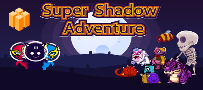 Super Shadow Adventure Buildbox 2.2.8 Project