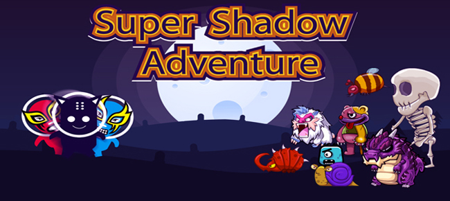 Super Shadow Adventure Platform Game With ADMOB