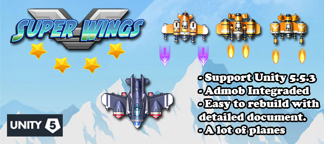 Super Wings - Planes Shooter