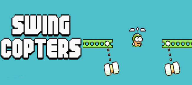 Swing Copters Source Code