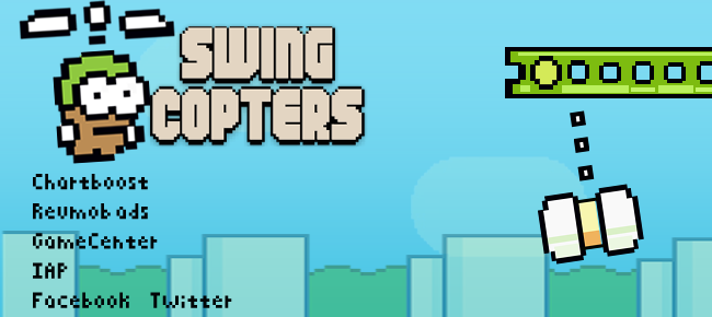 Swing Copters The Best Template