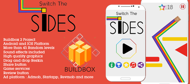 Switch The Sides - Android & IOS