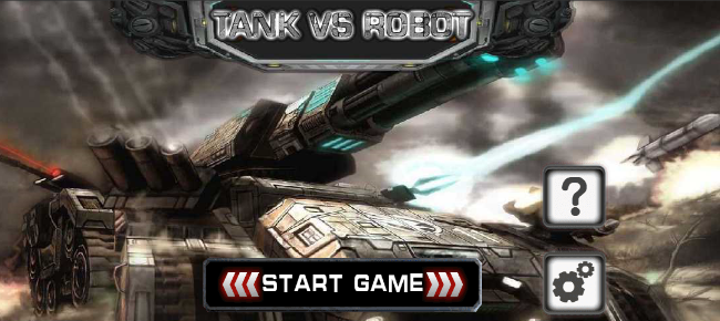 TANK VS ROBOT - Android