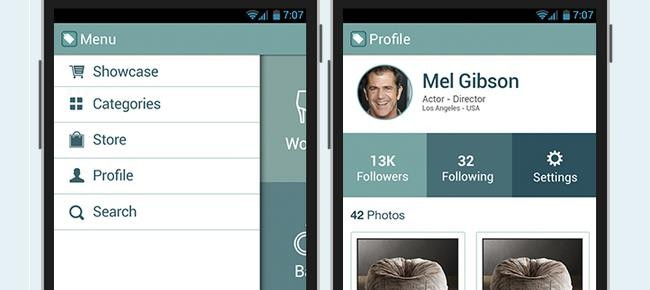 Tap Tag Android App Template