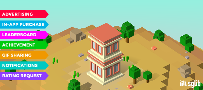 Tappy Tower - Unity Game Template