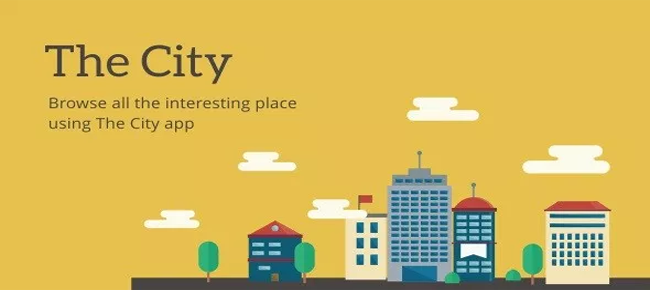 The City - Place App with Backend
