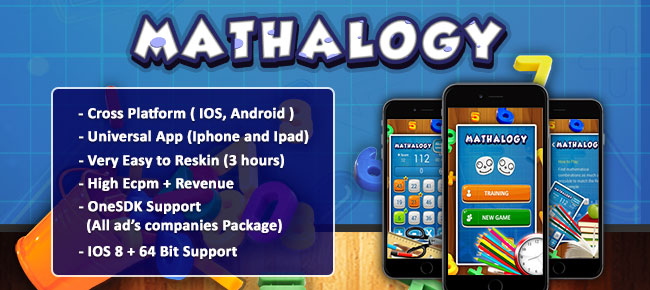 Buy The Math Games - Fun, Cool Math Game For Kids Educational For ...