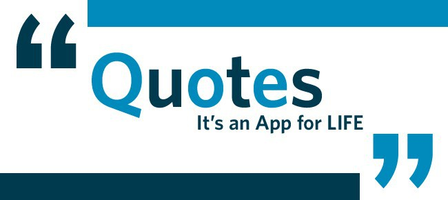 The Quotes - An App for Inspiration & Motivation