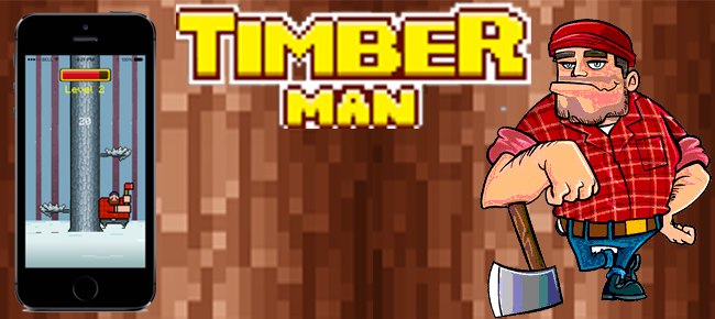Timberman Game