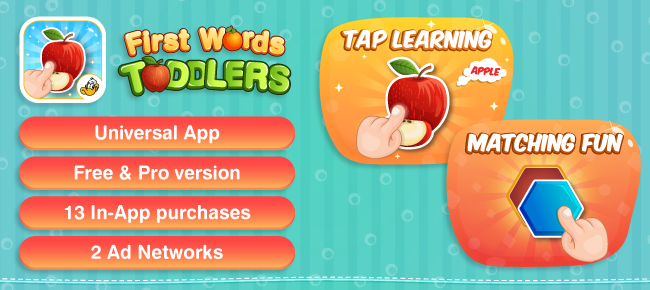 Toddler Tap Learning and Shapes Puzzle
