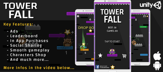 Tower Fall