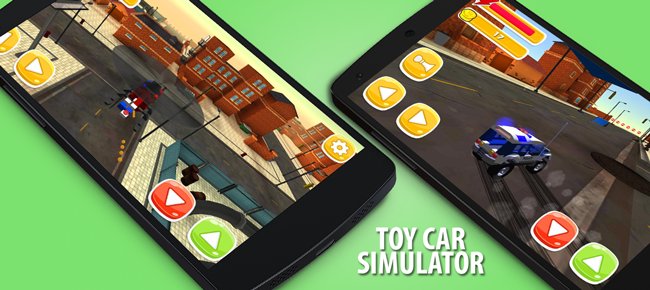 Toy Car Simulator Complete Package