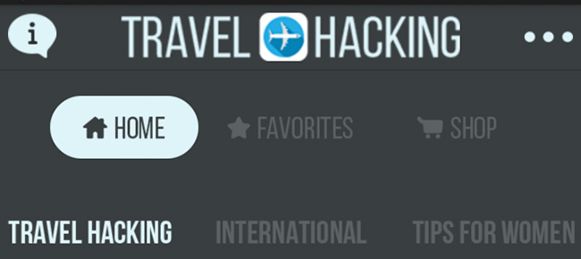 Travel Hacking - Tips For Your Journey