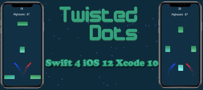 Twisted Dots