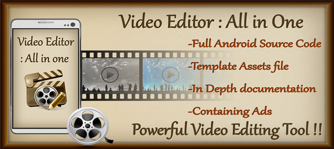 Video Editor All-In-One