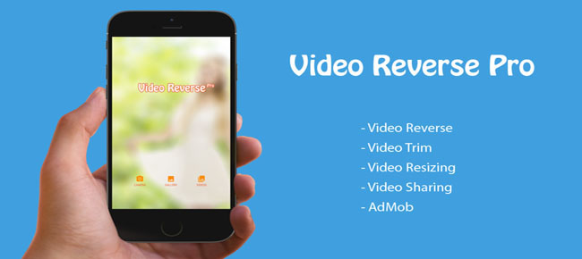 Video Reverse - IOS Souce Code