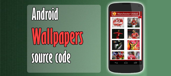 Wallpapers App with Admob