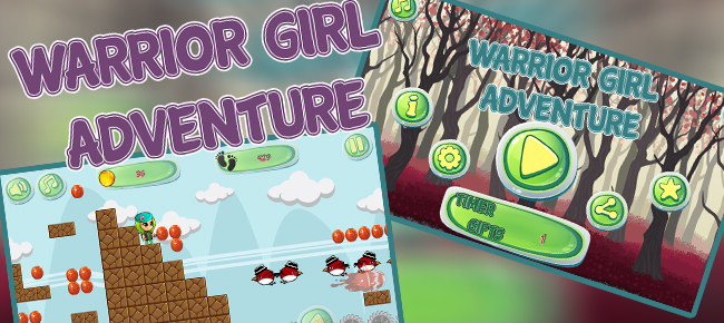 Warrior Girl Adventure – BBDOC - Eclipse & AS pr