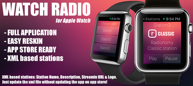 Watch Radio