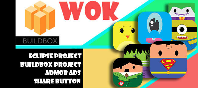 Wok - Android Game