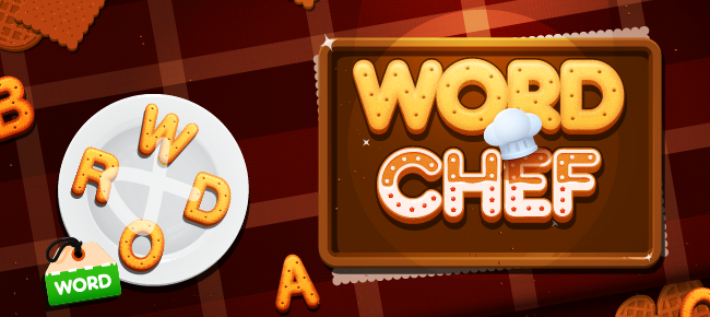 Word Chef Cookies (Top Free Game)