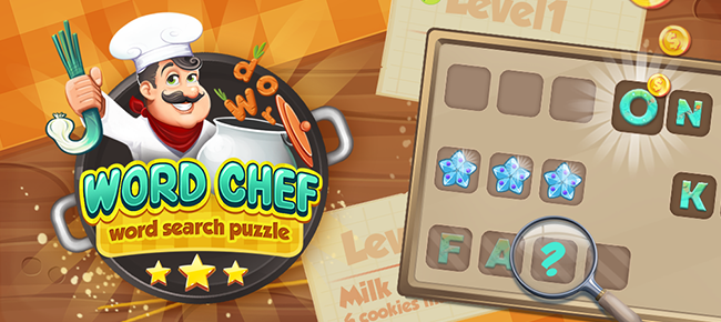 Word Chef:Word Search Puzzle