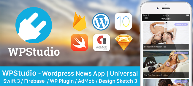 WPStudio - Wordpress News APP