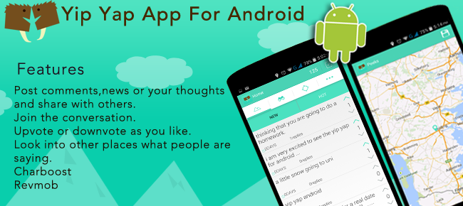 Yip Yap App Android