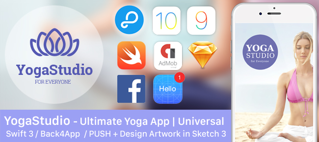 buy yogastudio ultimate yoga app backend push health fitness and lifestyle for ios. Black Bedroom Furniture Sets. Home Design Ideas