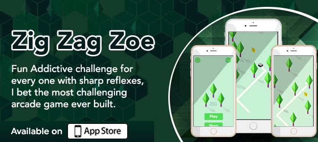 Zig Zag Zoe – Hardest Arcade Game EVER