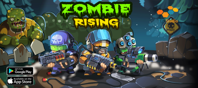 Zombie Tower Defense - Zombie Rising