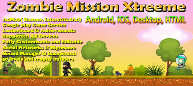 Zombie Mission Android Game