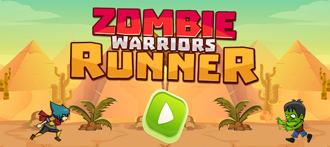 Zombie Warrior Runner